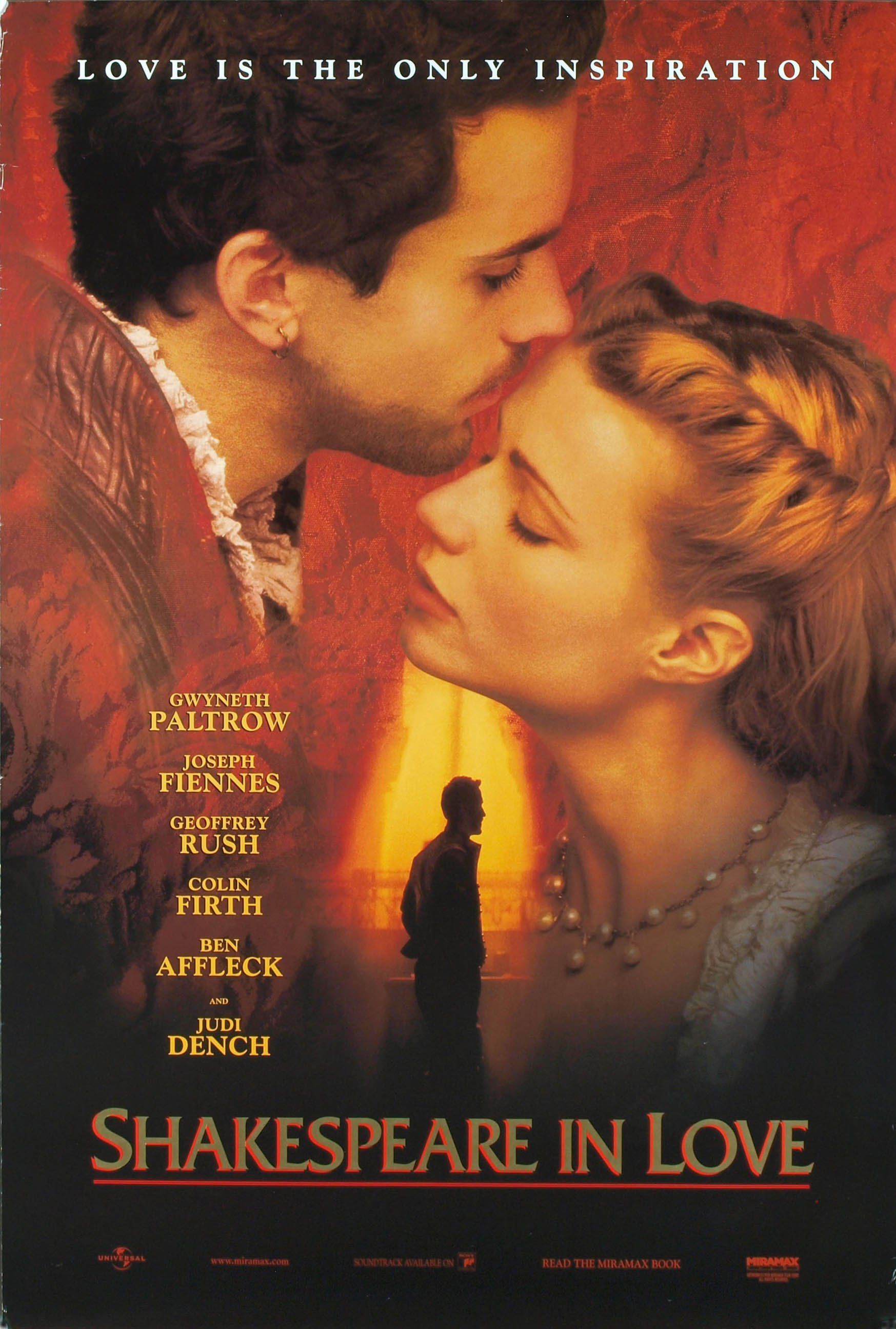 Watch Shakespeare in Love Full-Movie Streaming