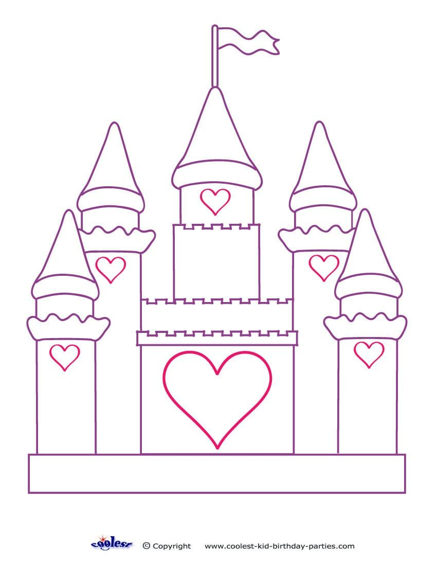 Castle Coloring Pages Disney World Page Google Search Princess In 2020 Castle Coloring Page Coloring Pages Disney Coloring Pages
