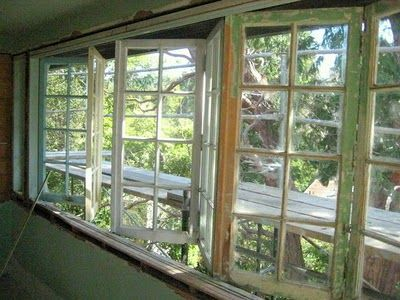 It Would Be Sweet To Enclose A Porch With This Type Of Folding Windows