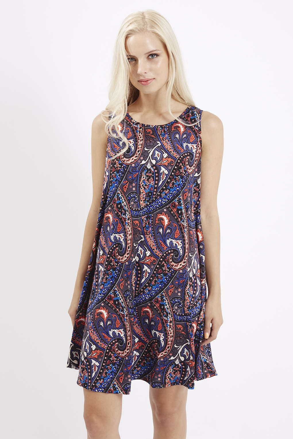 Photo 2 of **Printed A line Dress by Glamorous | Sewing Inspiration ...