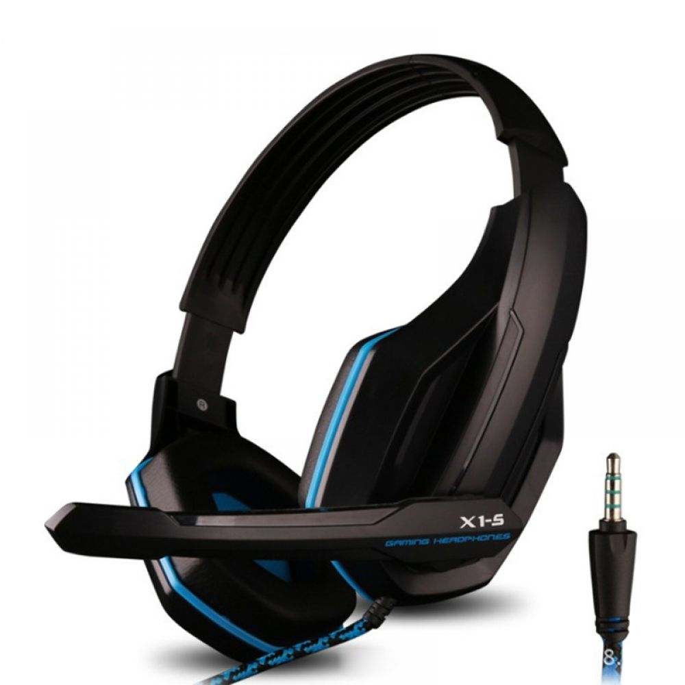 Professional Gaming Headphone with Microphone for PS4 XBOX
