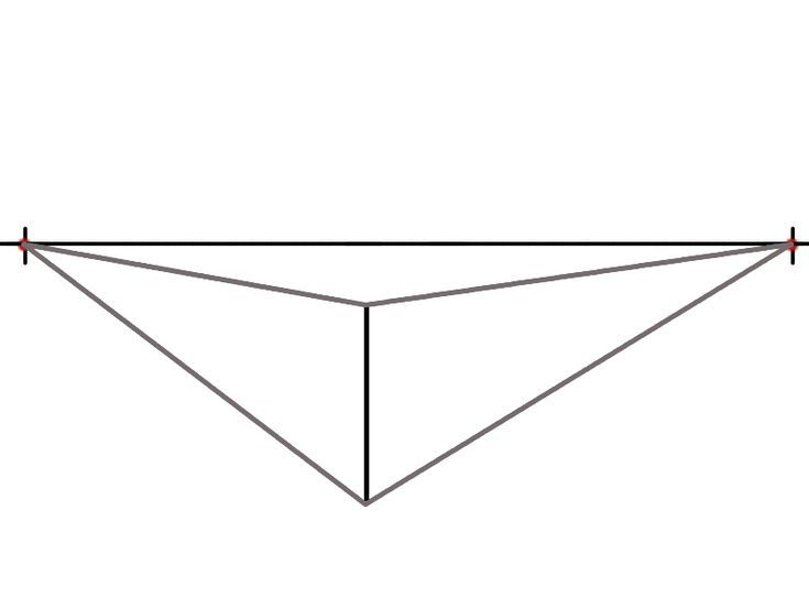 Being Able to Draw 2-Point Perspective Will Make You a