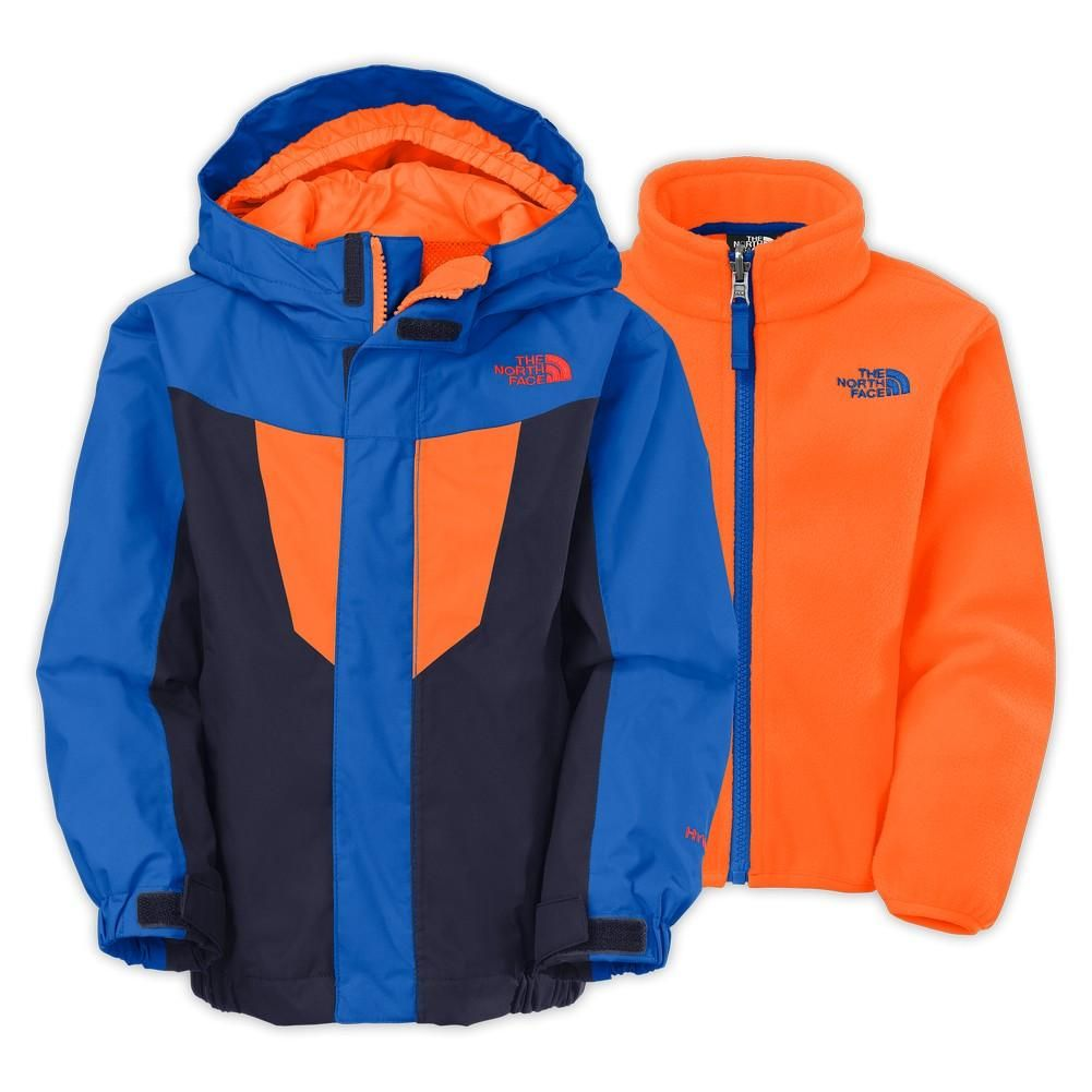 467b7f0d1f47 The North Face Toddler Boys  Vortex Triclimate Jacket