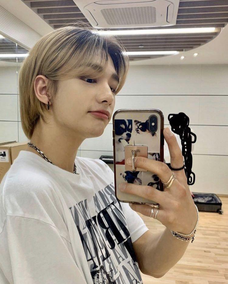 Pin By Kpop Fandom On Stray Kids Stays In 2020 Felix Stray Kids Stray Instagram Update