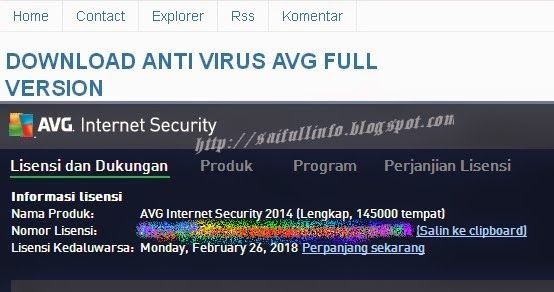 avg 2016 offline installer with crack