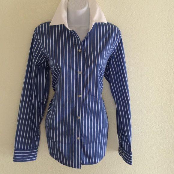 sale Ralph Lauren shirt Ralph Lauren shirt; worn once; excellent condition Ralph Lauren Tops