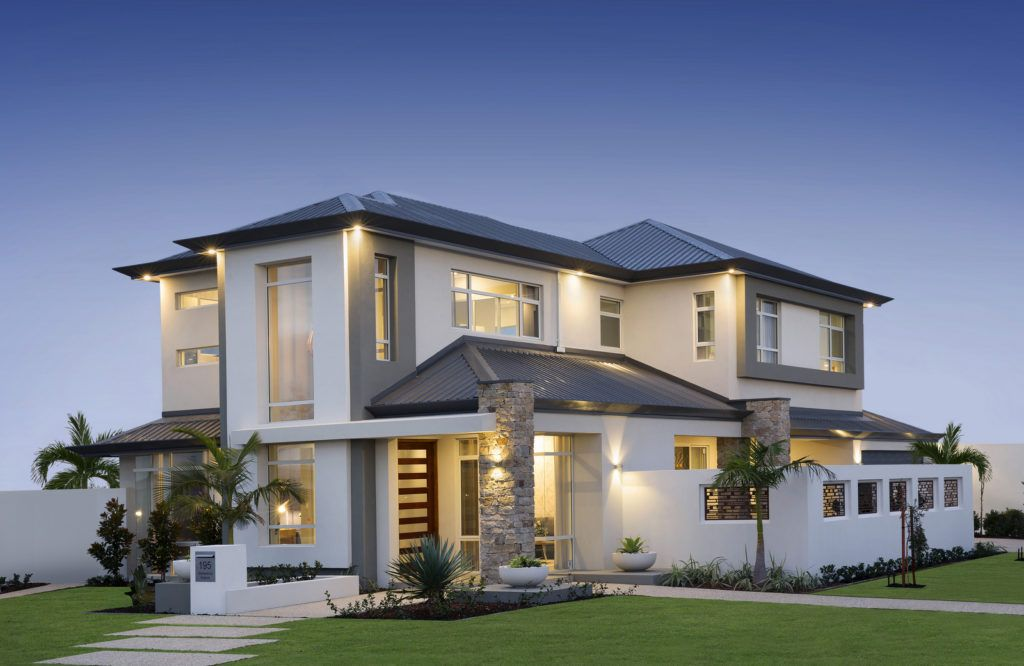Two Story Home Designs Perth Home Design