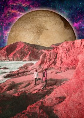 Surreal poster prints by Muhammad Daffa Umar | Displate | Displate thumbnail