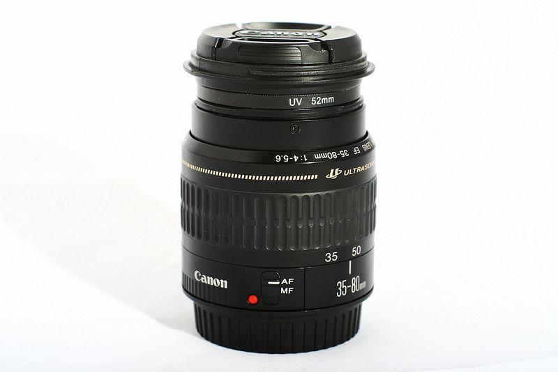 Canon Ef 35 80mm Powerade Bottle Camera Lenses Drink Bottles