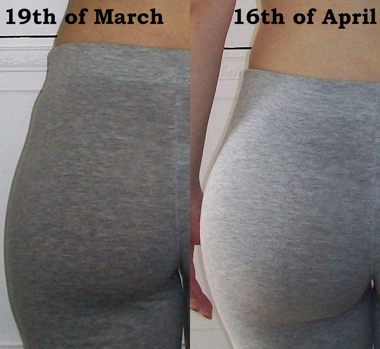 Butt comparison lesbian