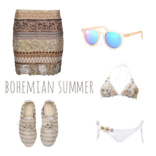 Travel Tips: Fashionable Travel Accessories #bohemian #summer #outfit #cute #fashion