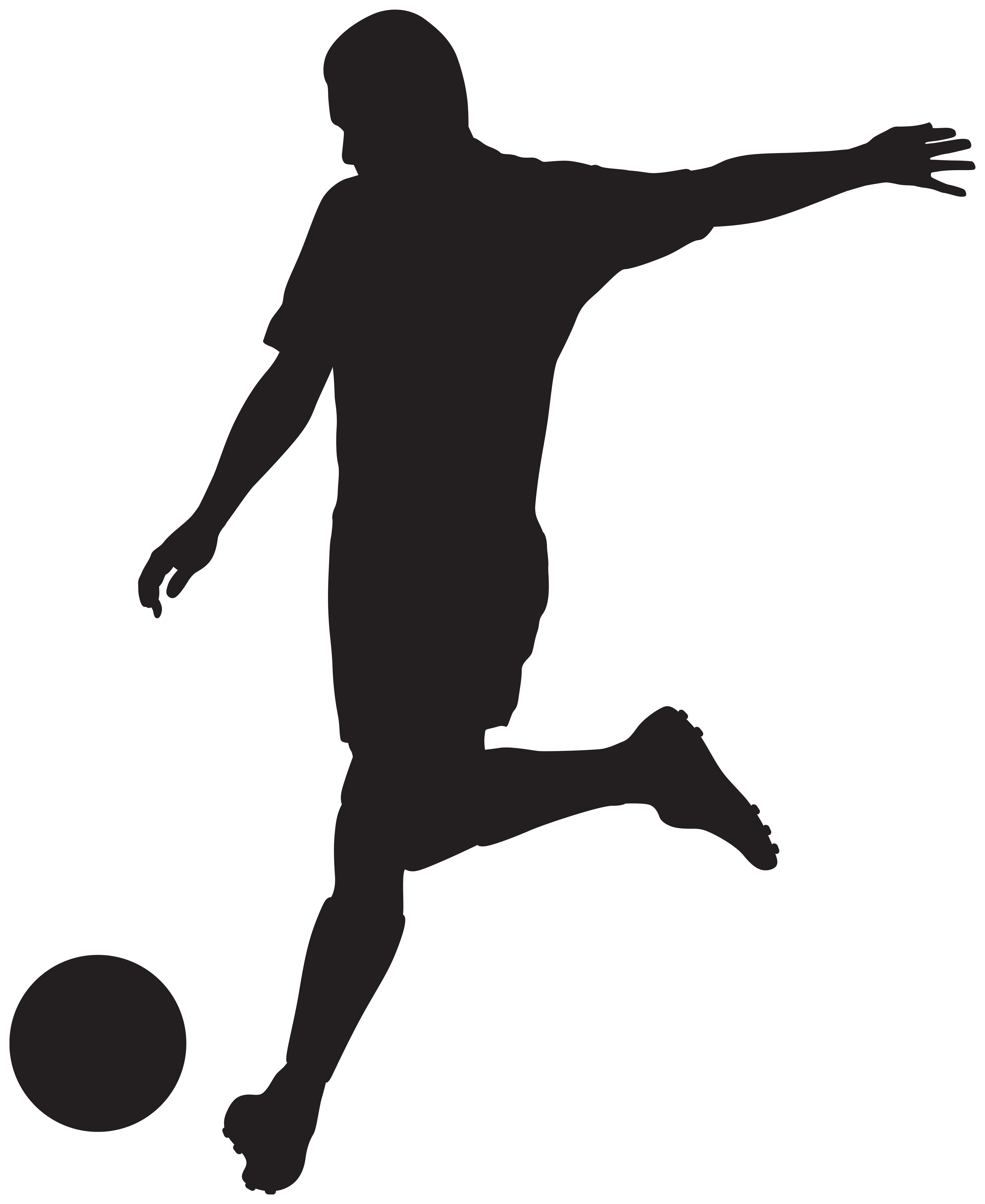 Football Player Silhouette Png In 2020 Football Silhouette Silhouette Silhouette Png