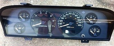 1999 2004 Jeep Grand Cherokee Instrument Cer Panel Gauges Oem 56042074ac