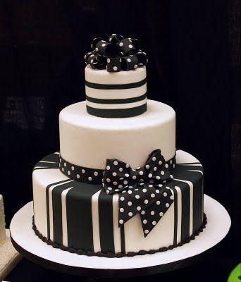 Cake Decorating Sugared Productions Blog Part 5 Black And White Wedding Cake Black White Cakes Cake Decorating