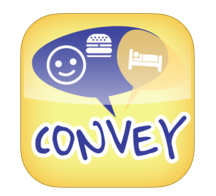 Convey is an AAC app that gives a 'voice' to people who