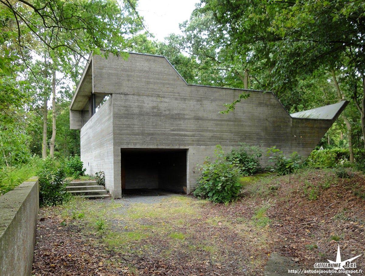Sint-Martens-Latem - Villa Van Wassenhove - Juliaan Lampens | Vans ...