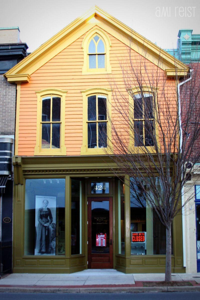 Harriett Tubman Museum Cambridge Md Ocean City Maryland Ocean City Md Harriet Tubman