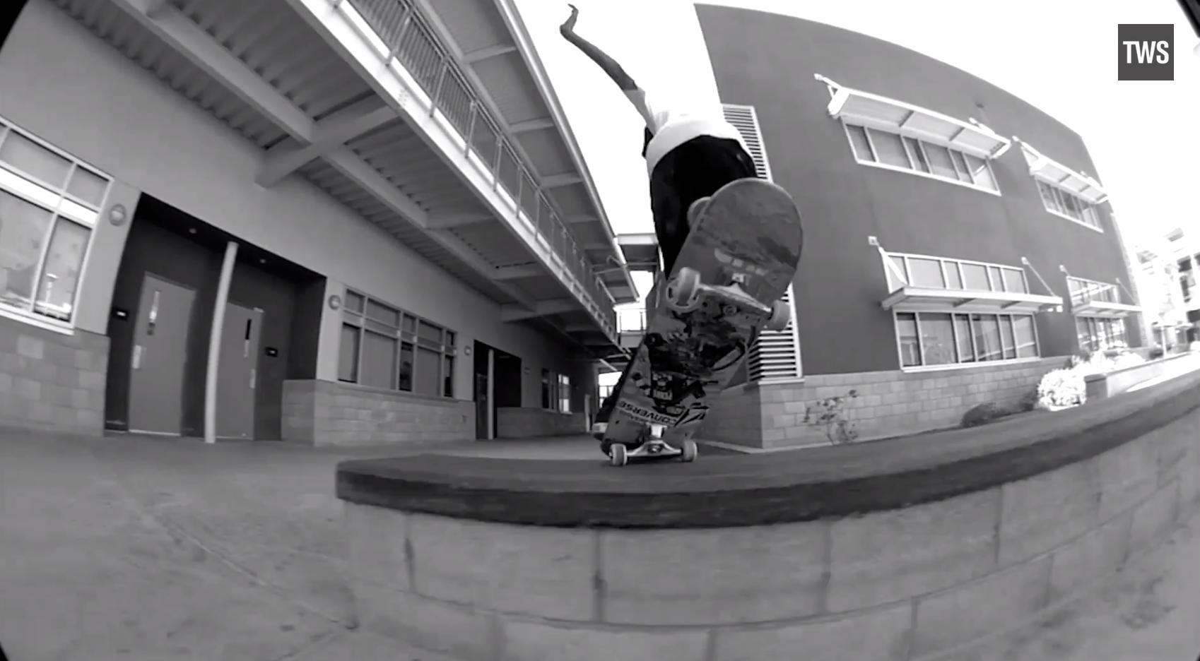 Louie Lopez Flip 3 Raw Skate Pinterest Skateboard Y Flipping Deck Louis