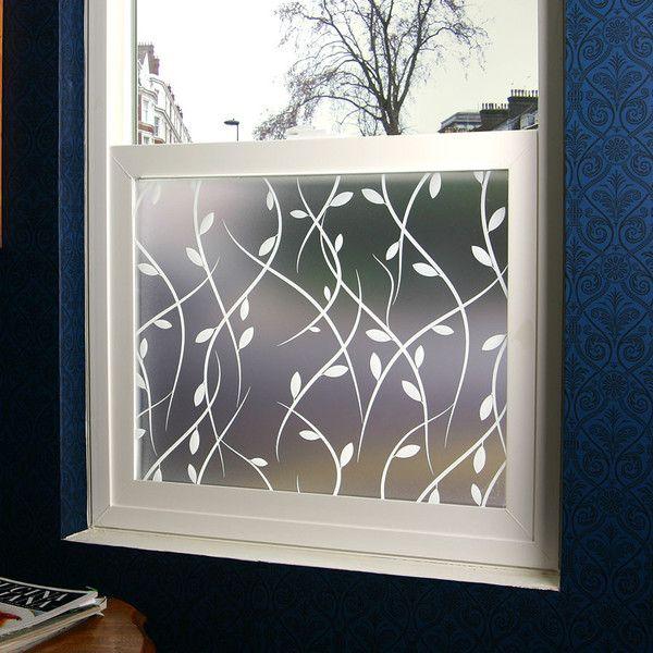 Vines Decorative Window Film Vinilos Para Ventanas Puertas De