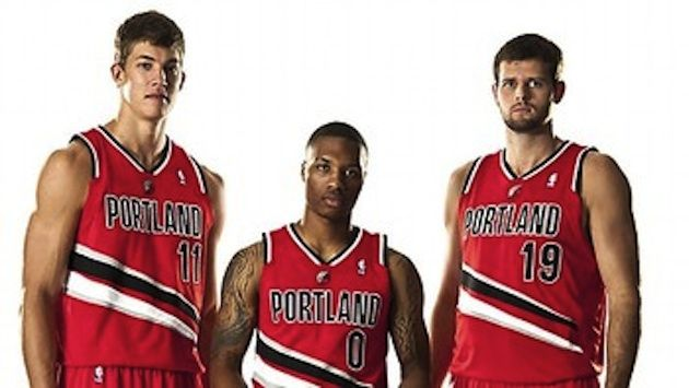 93ff6ae5c The Worst New NBA Uniforms You ll See This Season  Portland Trail Blazers