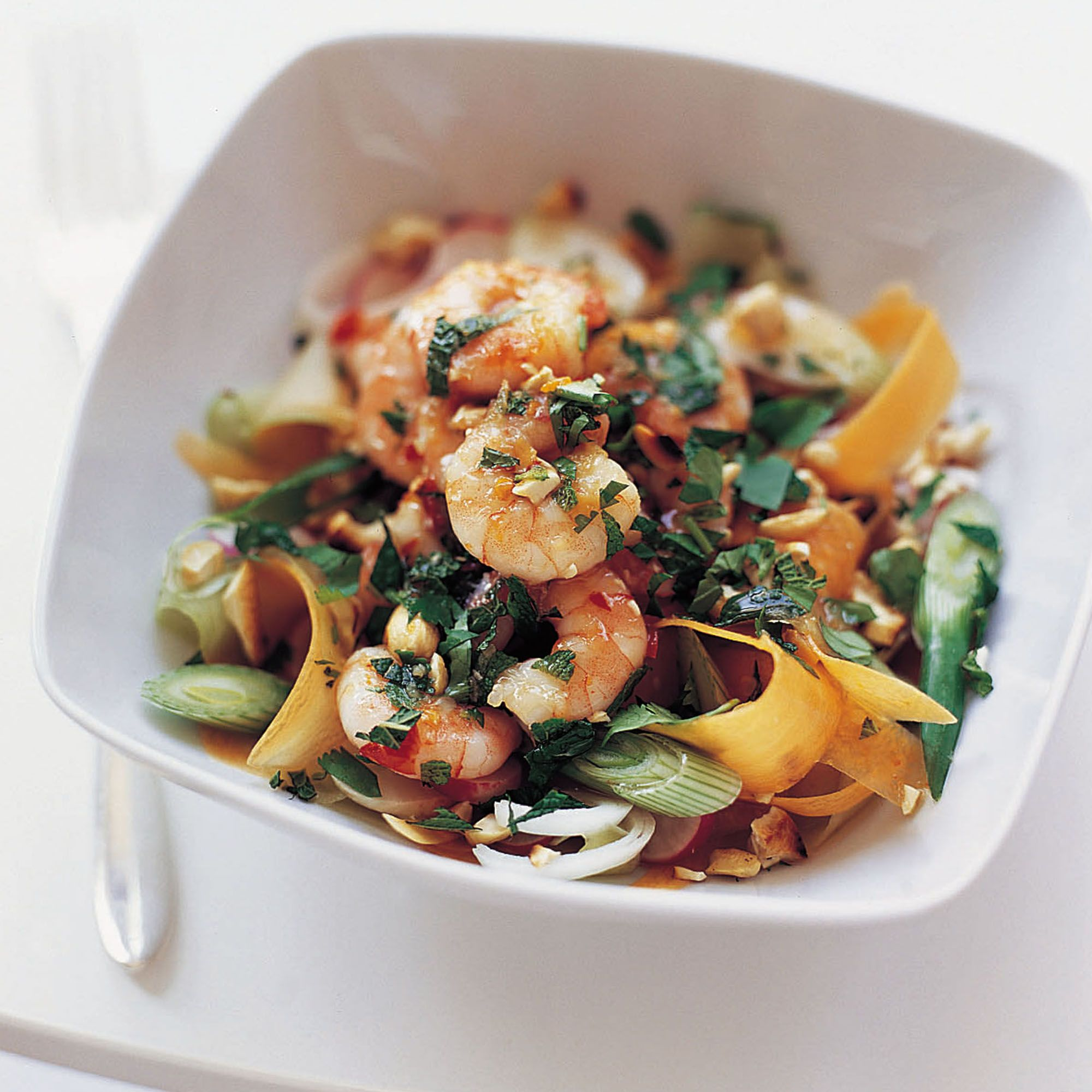Easy Dinner Party Starter Ideas Part - 21: This Easy Prawn Salad Recipe Is Glamorous Enough For A Dinner Party Starter