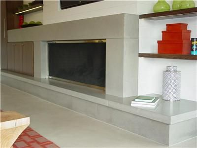 Mantle Light Grey Fireplace Surrounds Hard Topix Jenison
