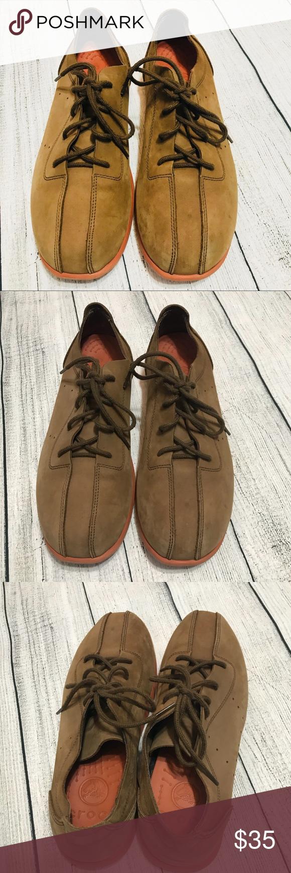 35e00c2b8 Crocs Men s Lace Up Shoes size 10M Crocs Men s Lace Up Shoes size 10M Good  condition