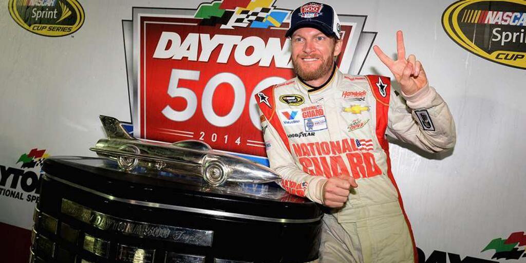FOX NASCAR on Nascar news, Dale earnhardt jr, Daytona 500