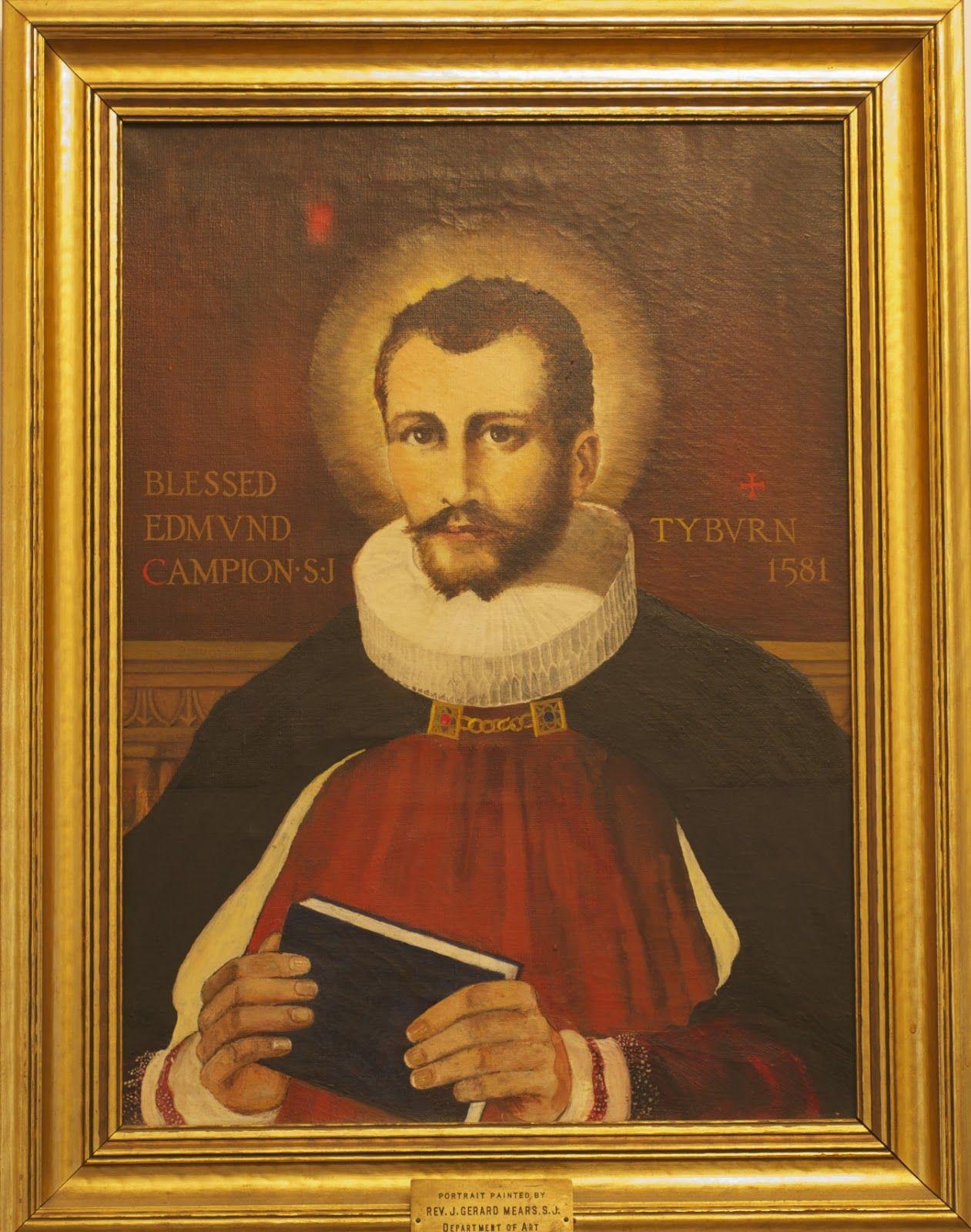 Saint Edmund Campion | St igna...