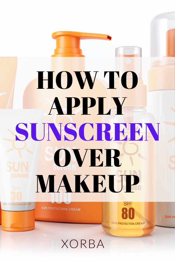 How To Reapply Sunscreen Over Makeup And Stay Protected In 2020 Skin Care Acne Acne Skincare Routine Skin Care Routine