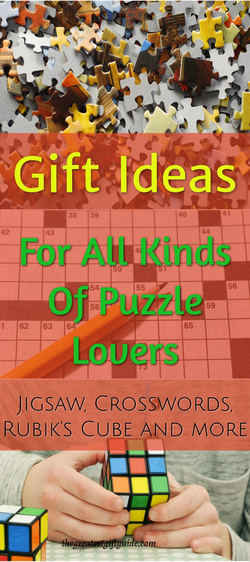 best gifts for puzzle lovers | gifts | pinterest | gifts, christmas