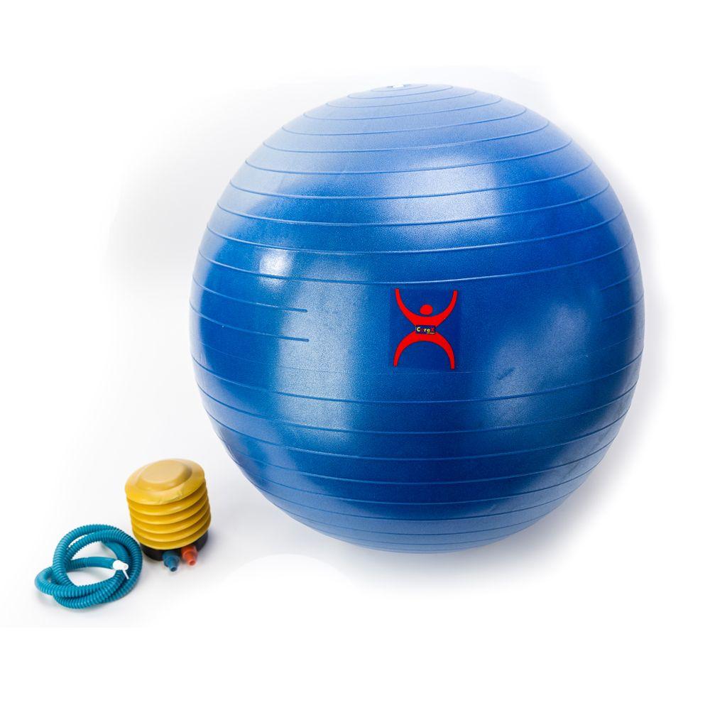 Corex Swiss Balance Ball 65cm 25 6 Corex Ripfit Ball Exercises Gym Ball Strengthen Core Muscles