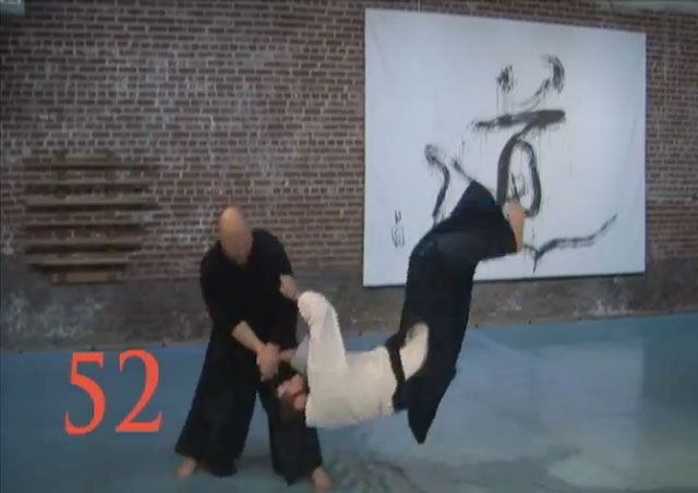 """Christopher Hein reconstructs techniques from Morihei Ueshiba's 1934 manual titled """"Budo Renshu""""   store"""