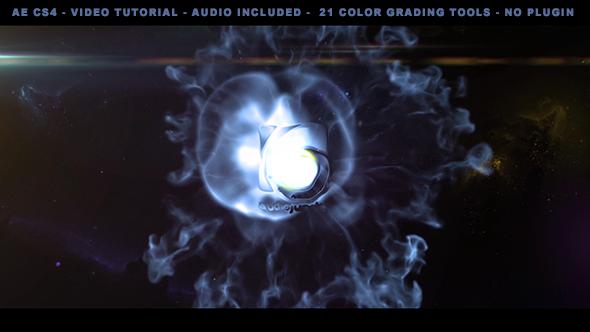 Cinematic Space Zoom Logo Reveal Logo reveal, Light