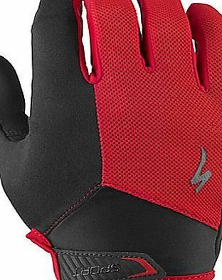 Specialized BG Sport Glove LF RED - Small Comfortable and economical without skimping on performance this is the perfect entry-level glove for recreational riders. Body Geometry Gel pad reduces hand numbness by relieving pressure on the ulnar http://www.comparestoreprices.co.uk/cycle-clothing/specialized-bg-sport-glove-lf-red--small.asp