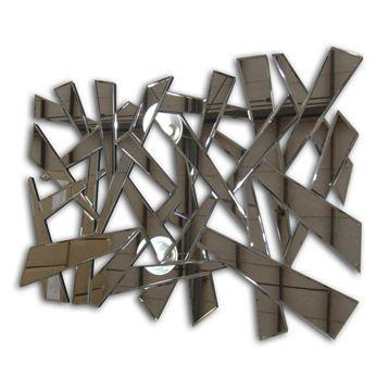 Miroir kaleido miroir 120x80 cm leroy merlin mirror for Miroir trumeau leroy merlin