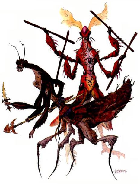 Let\'s Read] AD&D 2e Dark Sun Monstrous Compendium Appendix II ...