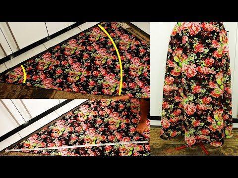 Aprenda a costurar vestido sem usar molde Alana Santos Blogger - YouTube