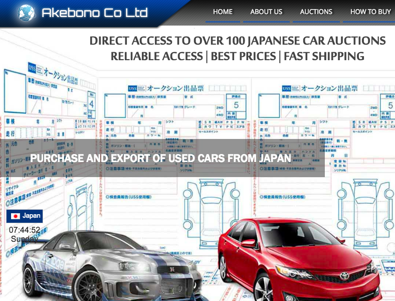 ca9956728f Free access to Japanese car auctions. Thousands of cars are sold daily at  absolute best