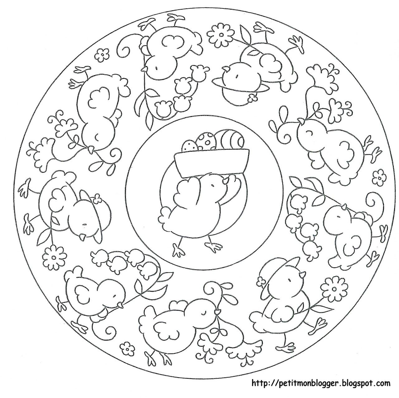 Albums Archives Easter Coloring Pages Easter Colouring Easter Crafts