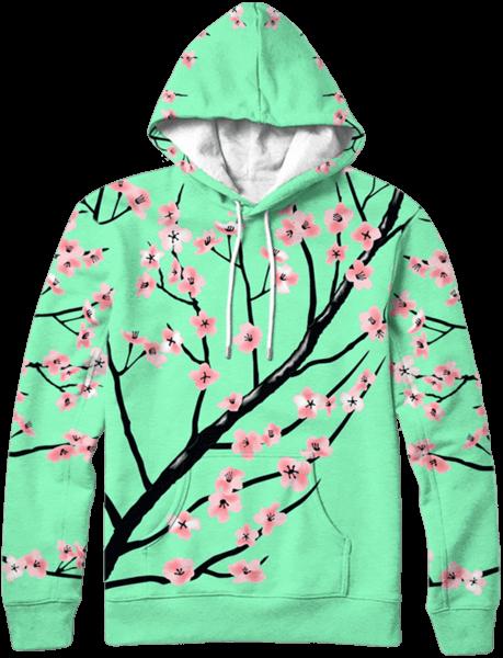 Full Bloom Hoodie | Mode et Marie