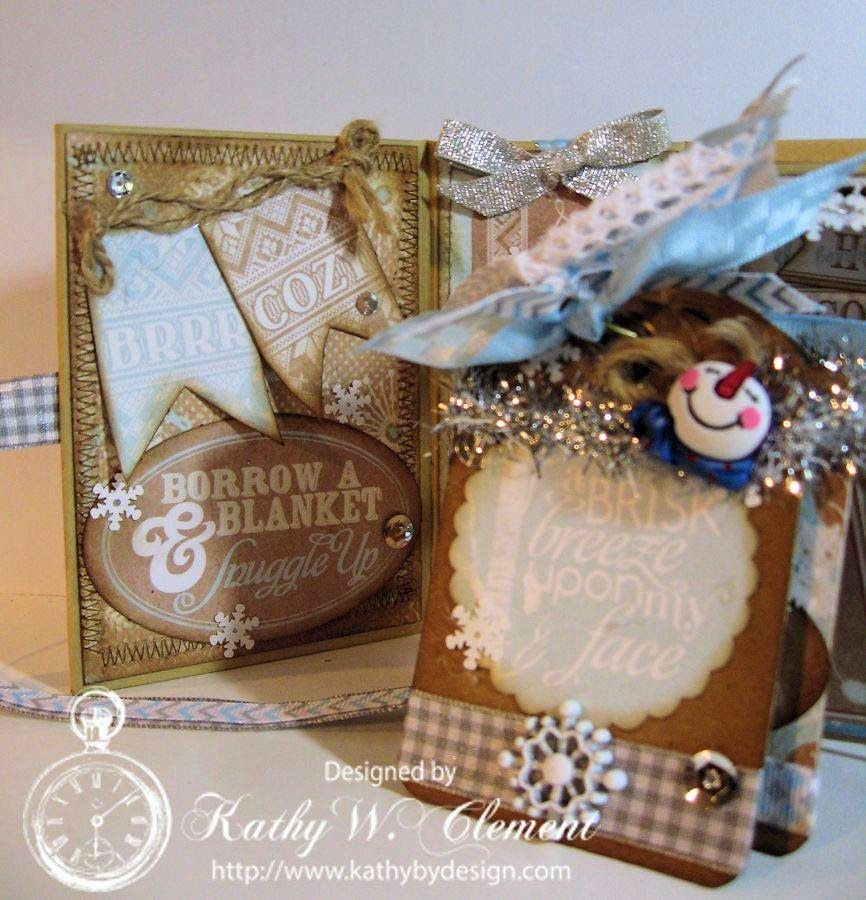 Gift Tag Booklet with Really Reasonable Ribbon | RRR Tags ...