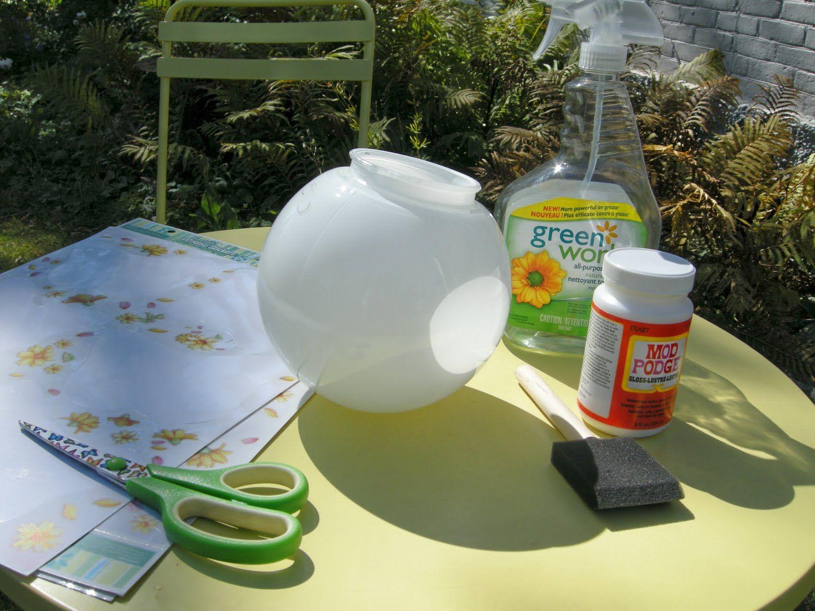 Ordinaire Etcetorize: Garden Gazing Ball