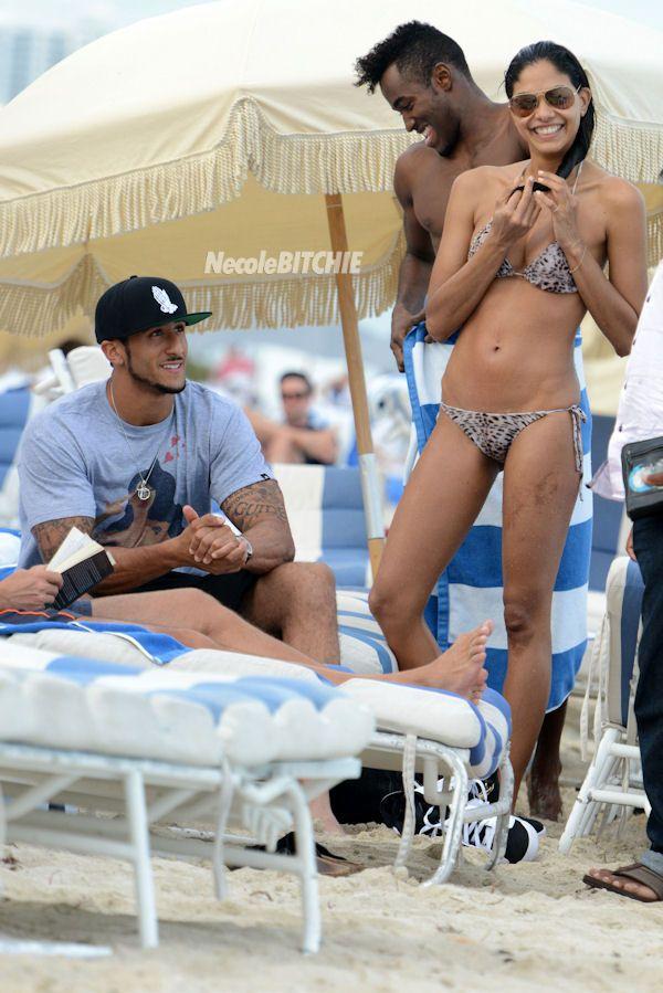 , Chanel-Iman-and-Colin-Kaepernick-Miami-Beach-2.jpg (600×899), Jessica Perez Blog, Jessica Perez Blog