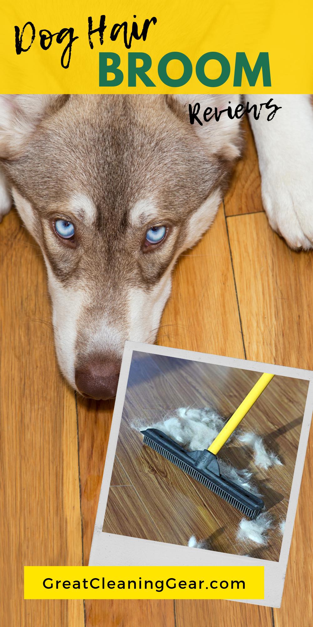 Best Broom for Dog Hair on Hardwood Floors 2020 Best