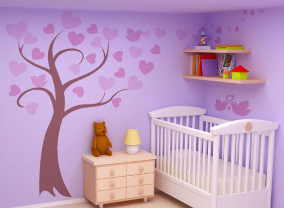 Google Image Result for http://interiorgallerydesign.com/wp-content/uploads/2011/07/Cheerful-Wall-Mural-for-Children-Room-5.jpg
