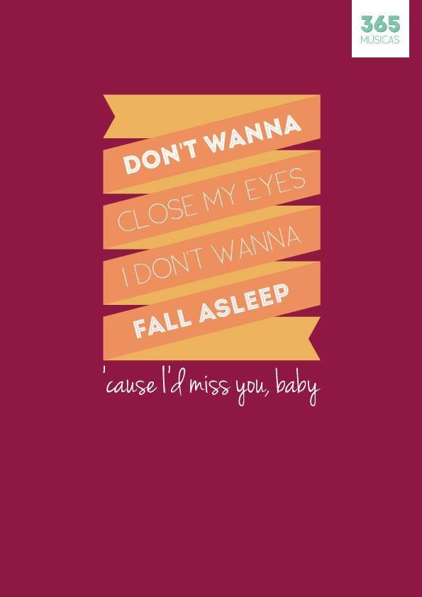 Aerosmith I Don T Wanna Miss A Thing Aerosmith Music Lyrics