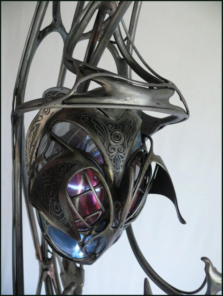 Patrice Pit Hubert | Metal Work / Sculpture