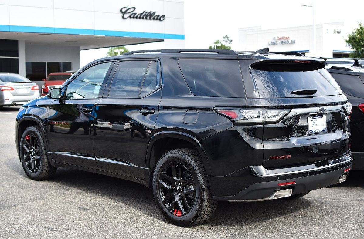 My Next Vehicle 2018 Chevrolet Traverse Redline Chevrolet