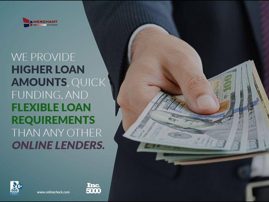 Guaranteed Bad Credit Business Loans Merchant Advisors Best Payday Loans Business Loans Bad Credit